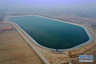 (环境)(4)银川都市圈城乡西线供水工程即将通水