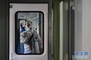 (聚焦疫情防控)(7)严格消毒助旅客安全出行