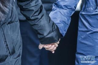 """(聚焦疫情防控)(2)携手抗""""疫""""的医者夫妻:我们将一起并肩战斗"""
