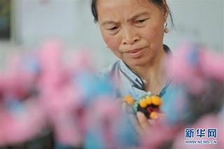 (聚焦复工复产)(4)贵州惠水:扶贫车间全面复工复产