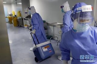 (聚焦疫情防控)(11)73天ECMO辅助治疗的新冠肺炎核酸转阴患者经双肺移植后重启呼吸