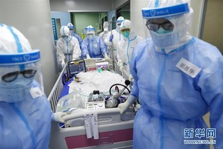 (聚焦疫情防控)(6)73天ECMO辅助治疗的新冠肺炎核酸转阴患者经双肺移植后重启呼吸