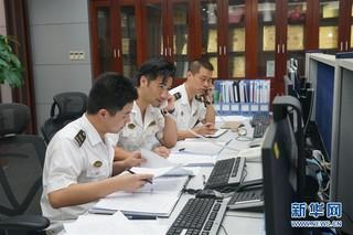 (图文互动·新华网)(4)一艘渔船在福建平潭岛附近海域沉没 12人失联