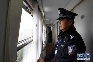 (社会)(7)中越国际客运列车十年的平安守护