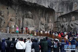 (社会)(6)河南:春节假期旅游收入逾180亿元