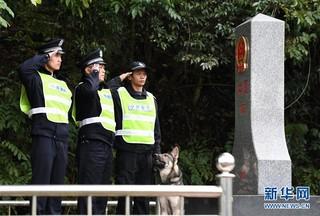(社会)(10)中越国际客运列车十年的平安守护