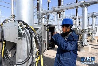 (经济)(2)陕西投资规模最大的输变电工程即将投运