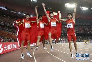(新华全媒头条·图文互动)(9)奥运回响——北京奥运十年间
