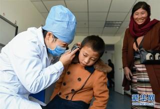 """(新华网)(1)""""耳聪目明计划""""在拉萨建立首个视听医疗点"""