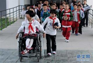 (新华全媒头条·图文互动)(14)共享出彩人生——中国残疾人体育的光荣与梦想