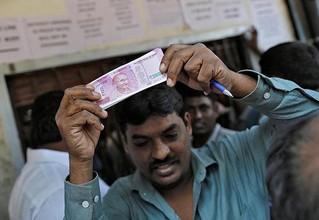 印度二季度GDP增速创新低 反对党再质疑废钞令
