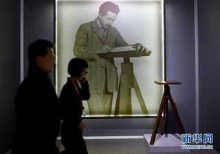 (XHDW)(3)爱因斯坦特展记者会在台北举行