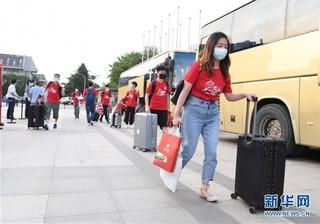 (图文互动)(5)北京首批20余所高校毕业年级学生分批次返校复课