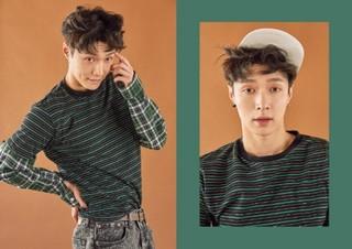 《monster》,《lucky one》,此张专辑是exo继去年12月发布冬季特别图片