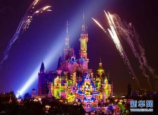 (图文互动)(3)上海迪士尼乐园将于5月11日起重新开放 实行限流和预约