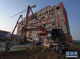 (聚焦疫情防控)(1)宁夏加快建设自治区第四人民医院传染病防治综合楼