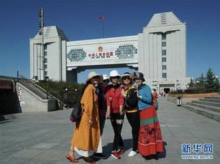 (社会)(3)内蒙古满洲里旅游人数持续上升