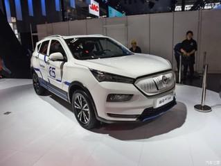 海马汽车 海马E5 2018款 基本型