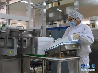 (聚焦疫情防控·图文互动)(4)战疫情 稳增长 强信心——北京复工日生产建设一线见闻