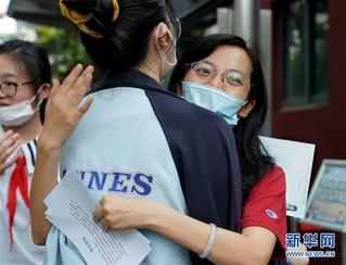 (教育)(4)2020年上海中考开考 多举措保障防疫安全