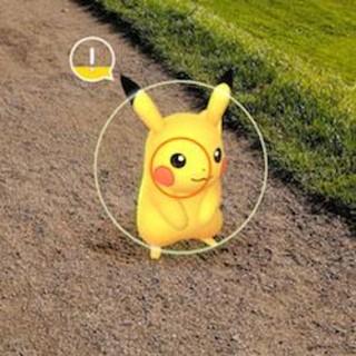 拉进距离 《Pokemon GO》AR+功能在Android登場