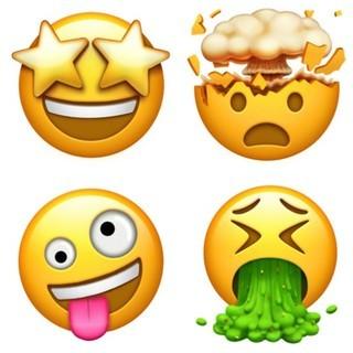 苹果ios11的新表情来了!总有一款适合你图片