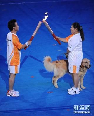 (新华全媒头条·图文互动)(2)共享出彩人生——中国残疾人体育的光荣与梦想