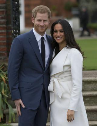 乞丐占领哈里王子结婚场地周边 一晚能挣300英镑