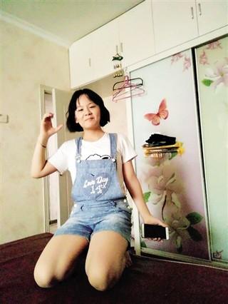 身高208色情演员_姚梦婷 11岁,身高1.