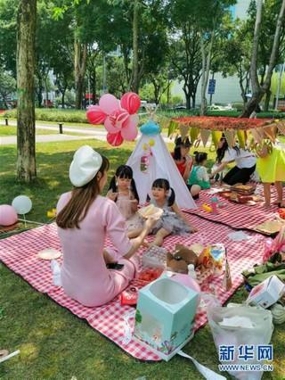 (社会)(4)广州:发展公园引客来