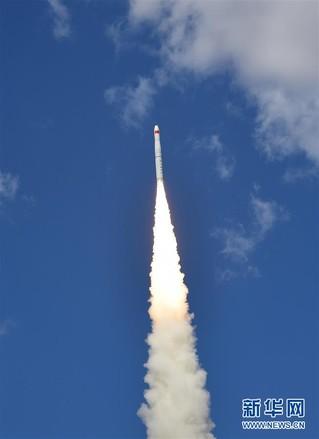 """(图文互动)(1)我国成功发射""""珠海一号""""03组卫星"""