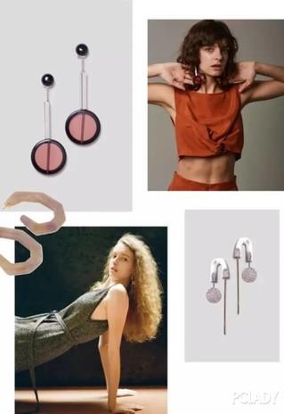 最最最近最最最喜欢的便宜又俏皮的小众耳环们