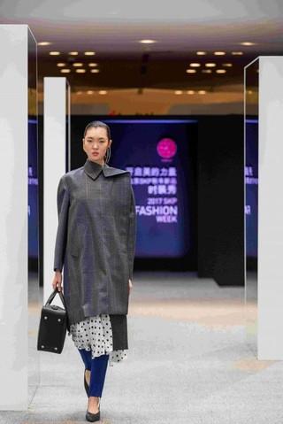 4.2017北京SKP 秋冬新品时装秀-SKP SELECT