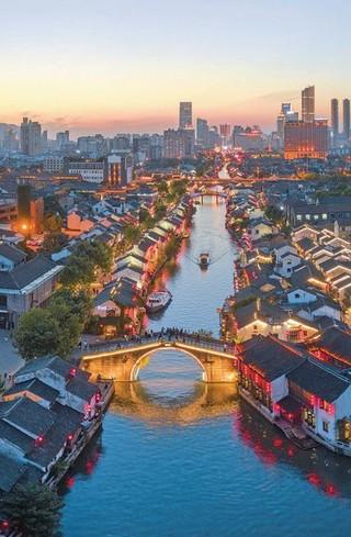 大运河 流动的文化 大美中国