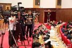 媒体聚焦海南省政协六届五次会议