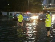 中国多地谷雨时节遇较强降雨