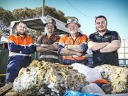 澳矿工挖出重89千克史上最大金块