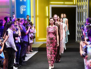 香港时装节开幕设计尽显魅力