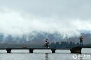 杭州:雨后西湖 幻如仙境
