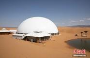 """探访沙漠里的""""星星酒店"""""""
