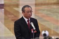 国家审计署审计长刘家义。人民网记者翁奇羽 摄