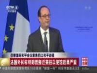 巴黎国际和平会议聚焦巴以和平进程