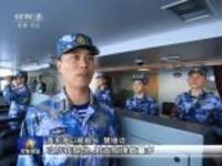海军远海编队在东印度洋展开实弹演练