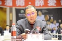 中国食品工业协会副秘书长、白酒专业委员会副会长兼秘书长马勇 刘倩/摄