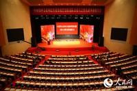 4月28日,浙江边防总队举行第四支维和警察防暴队先进事迹报告会 摄影郏策