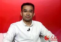 北京万向新元科技股份有限公司副总经理魏彧接受人民网专访