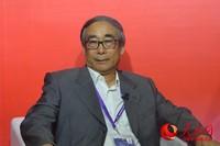中国环境保护产业协会会长樊元生接受人民网专访  摄影初梓瑞
