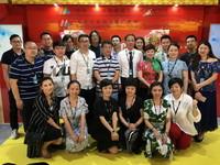 昂西北京团队合照