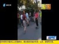 美国纽约州:14岁女孩跌落缆车被地面人员接住