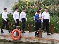 """为了一个""""青山常在、清水长流""""的美丽中国生态"""